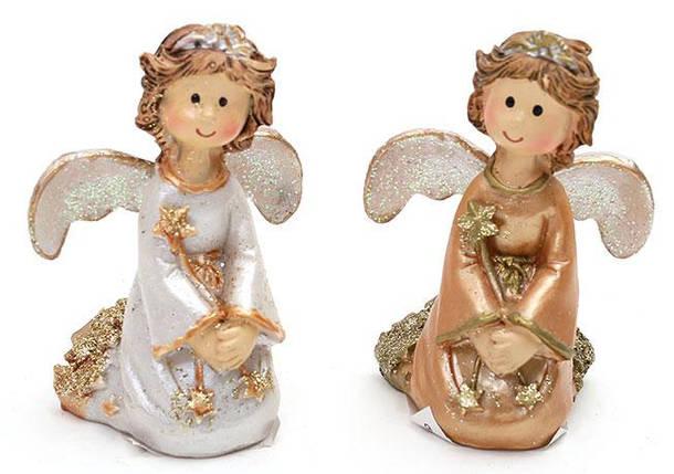 Декоративная статуэтка Ангел 8см, 2 вида 197-A24, фото 2