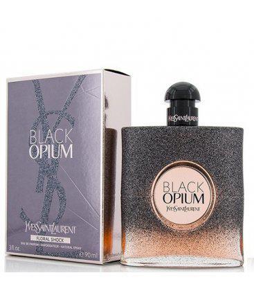 Парфумерна вода для жінок Yves Saint Laurent Black Opium Floral Shock, 90 мл