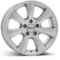 Литые диски Dezent K R16 W7 PCD5x120 ET20 DIA74.1 Silver