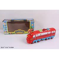 Детский музыкальный поезд 3023