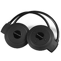 ★Bluetooth гарнитура BH-503 mini Black накладные micro-USB Bluetooth