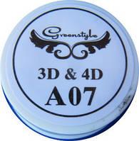 3D-гель для лепки 7 гр белый