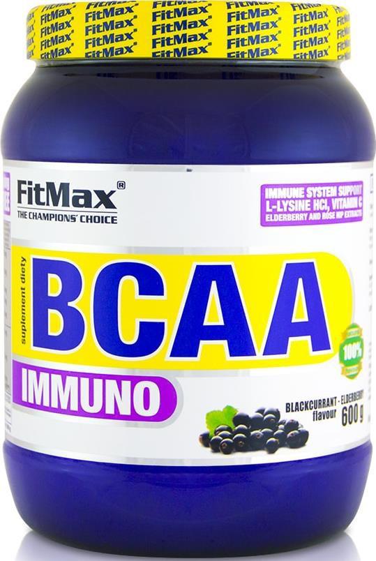 Амінокислоти В BCAA Immuno 600 g