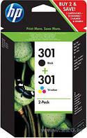 Картридж HP 301 Ink 2-Pack №7