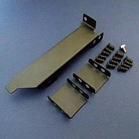Фрейм-переходник вентилятора 80-90мм PCI, двойной