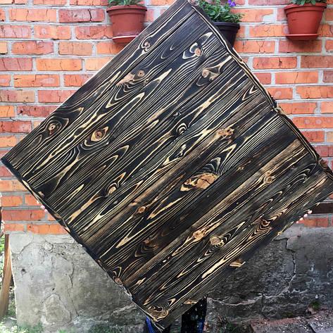 Деревянный фотофон Black Wood, фото 2
