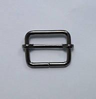 Регулятор перетяжка 26 мм черный никель