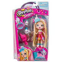 Кукла Шопкинс Микаэла 8 сезон  Shopkins Shoppies Doll Single Pack Makaella Wish  , фото 1