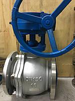 Кран шаровый ДУ150 (AISI316)