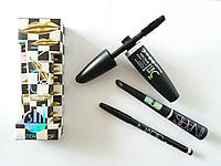 Набор для макияжа глаз NARS 3in1 waterproof (тушь+подводка+карандаш)(реплика)