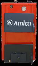 Твердотопливный котел Amica Optima 14, фото 3
