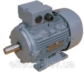 Электродвигатель асинхронный Lammers 13ВA-315S-2-В5-110кВт, фланец, 3000 об/мин.