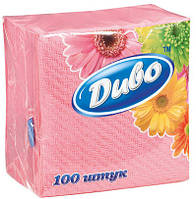 Салфетки сервировочные бумажные Диво (100 шт/уп), фото 1