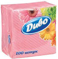 Салфетки сервировочные бумажные Диво (100 шт/уп)