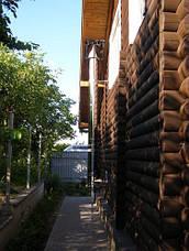 Труба-сэндвич дымоходная (термо) 1 метр 1 мм н/н AISI 304, фото 3