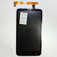 Екран + тачскрін HTC S720e One X дисплей + сенсор
