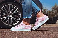 Кроссовки женские Adidas Nizza Rose / Адидас Ницца Розе в стиле   р. 36-40