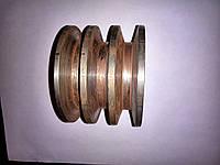 Шкив 3х ручейковый для мототрактора