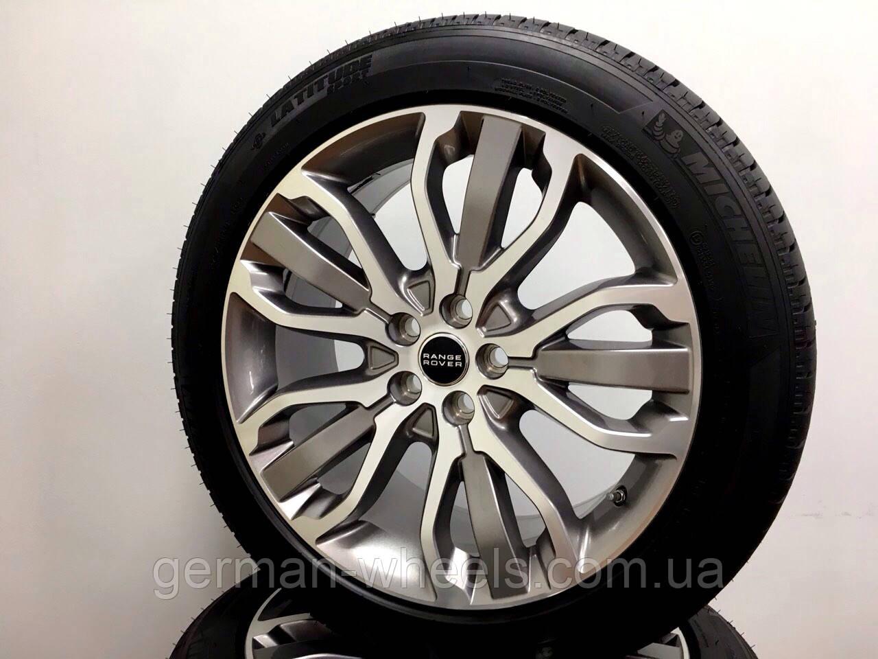 """Колеса 21"""" Range Rover Sport style 507"""