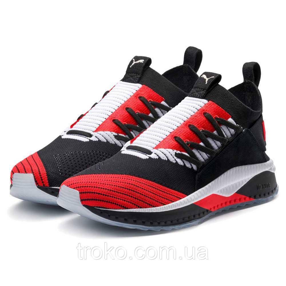 8c2c4d8d Мужские кроссовки Puma Tsugi Jun Cubism Black/Red/White 365490 02 ...
