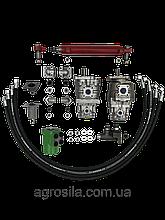 Переоборудование под насос-дозатор НА ТРАКТОРА ЛТЗ Т-40,Т-40АМ с Клапаном потока