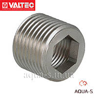 "Фитинг резьбовой Valtec – футорка под шестигранник VTr.660.N.0403 1/2"" х 3/8"""