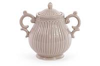 Сахарница керамическая 300мл, цвет - бежевый 545-303