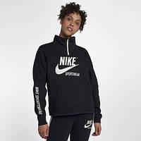 Толстовка женская Nike W NSW FNL FLC (оригинал) cfb2b37ecccbe