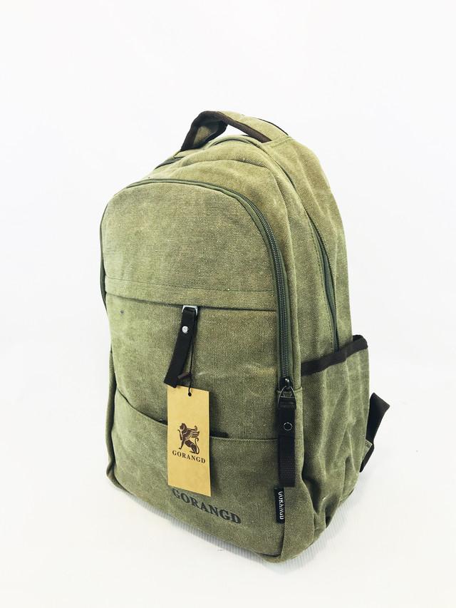 """Брезентовый рюкзак """"Gorangd 1701"""""""