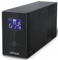 ИБП EnerGenie 850VA, LCD, USB, Pro EG-UPS-032