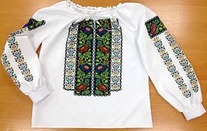 ПЖВ-11. Пошита жіноча вишиванка