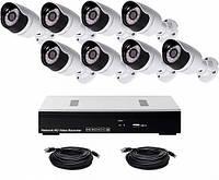 Комплект IP видеонаблюдения CoVi Security NVK-4001 IP KIT