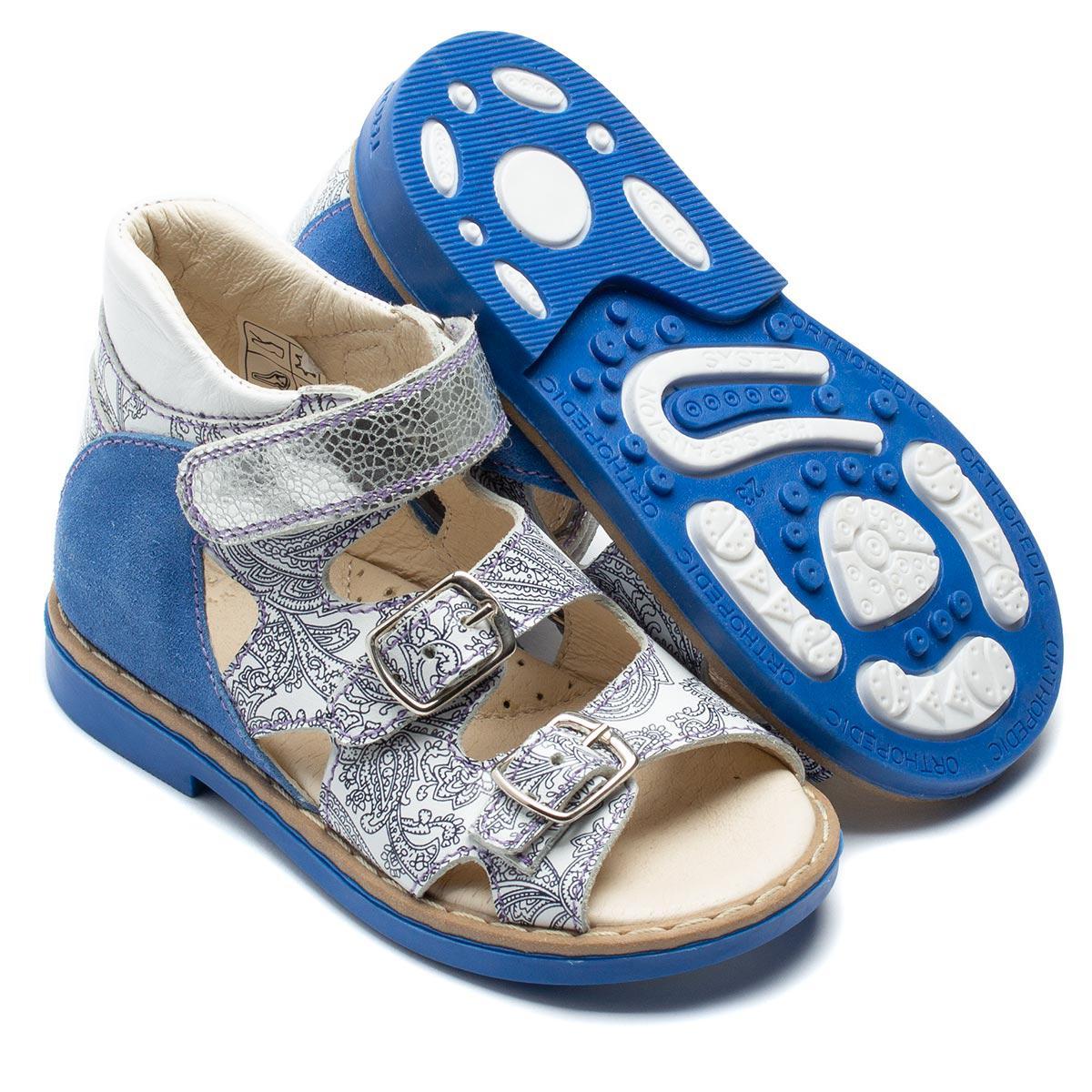 a914132f Ортопедические босоножки FS Сollection для девочки, розовые, размер 20-30 -  Детская обувь