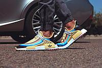 Кроссовки женские Adidas NMD x Pharrell Williams x Sean Wotherspoon / Адидас НМД | р. 37-40
