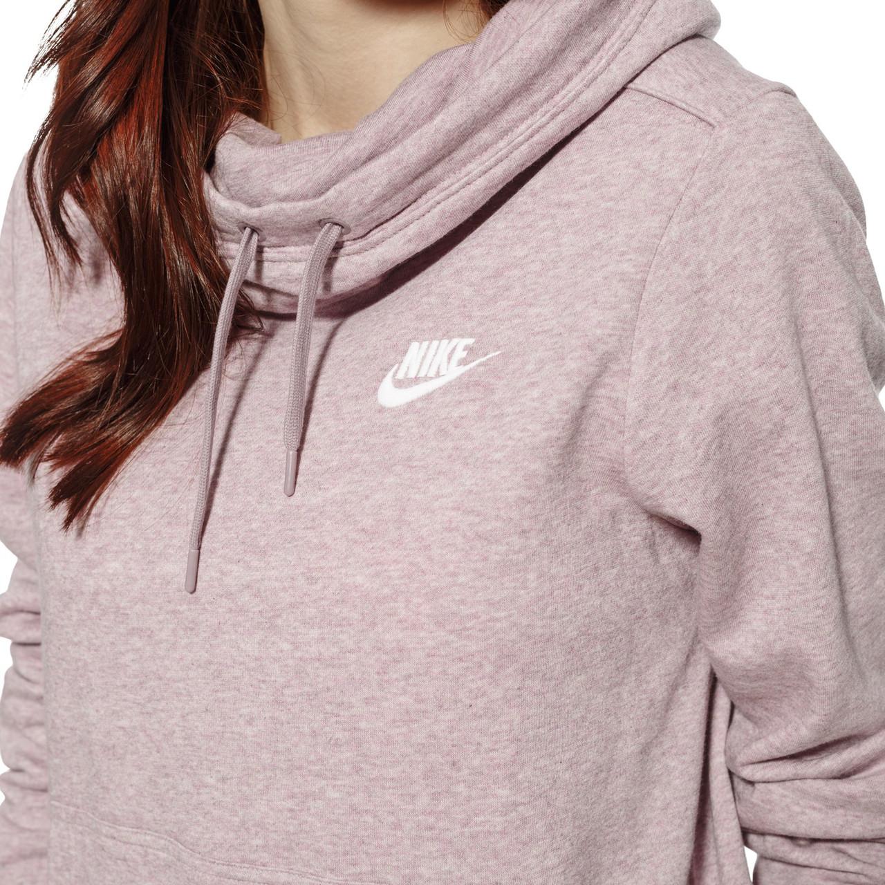 d72e90b5 Женская Толстовка Nike Nsw Fnl Flc 853928-694 (Оригинал), цена 1 034,10  грн., купить в Киеве — Prom.ua (ID#721054759)