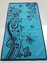 Полотенце махровое ТМ Речицкий текстиль, Луговой, 50х90 см
