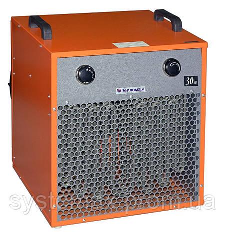 Тепломаш КЭВ-30Т23Е (КЭВ 30Т23Е) 30 кВт - тепловентилятор (тепловая пушка), фото 2