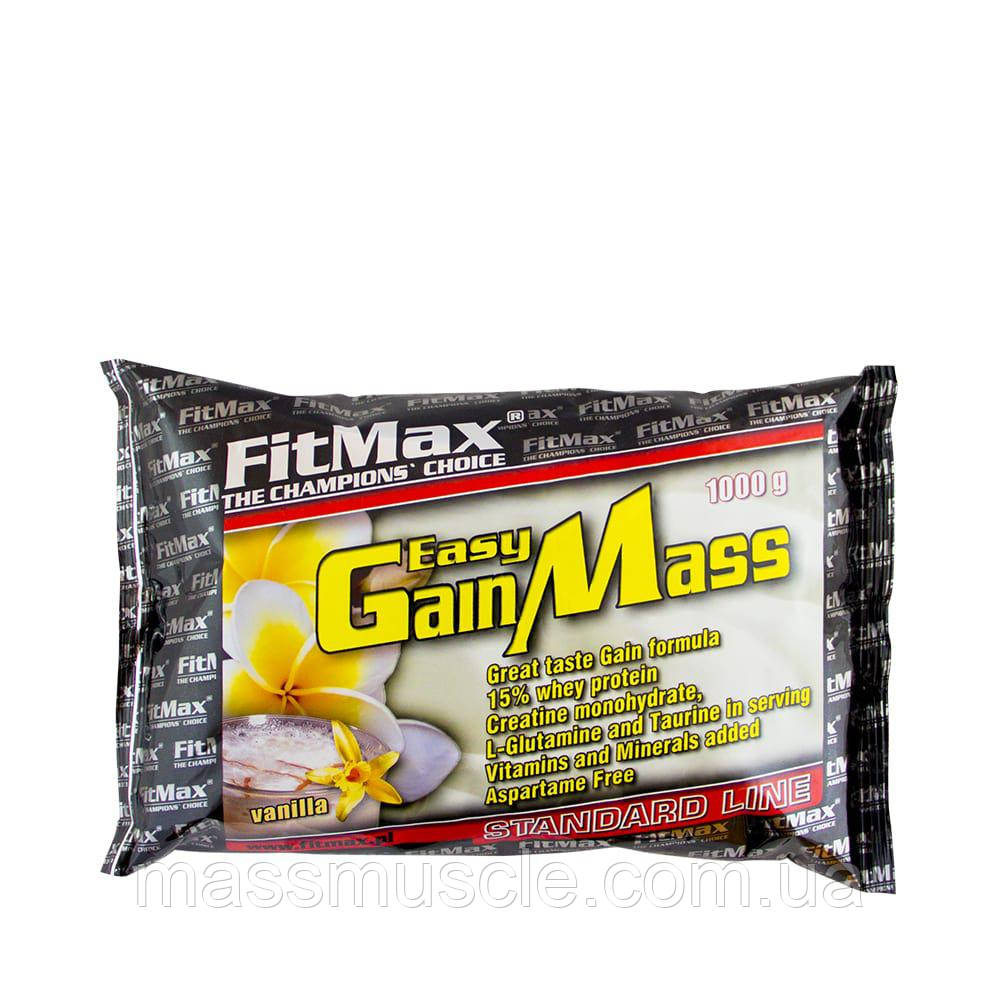 Гейнер FitMax Easy Gain Mass 1000 g
