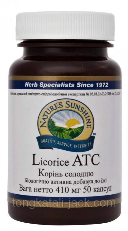 Корень Солодки (Licorice ATC)