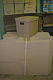 Архівні коробки (бокси) відповідає вимогам ГОСТ від виробника, фото 3