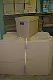 Архівні папки і короба з картону для зберігання документів, фото 2