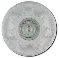 Гипсовый точечный светильник СВ 06