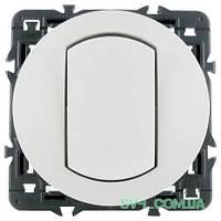 Влагозащищенный выключатель-переключатель Celiane (белый) 067001+067801+080251