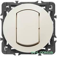 Влагозащищенный выключатель-переключатель Celiane (сл. кость) 067001+067821+080251