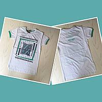 Детская футболка для мальчиков от 5 до 8 лет