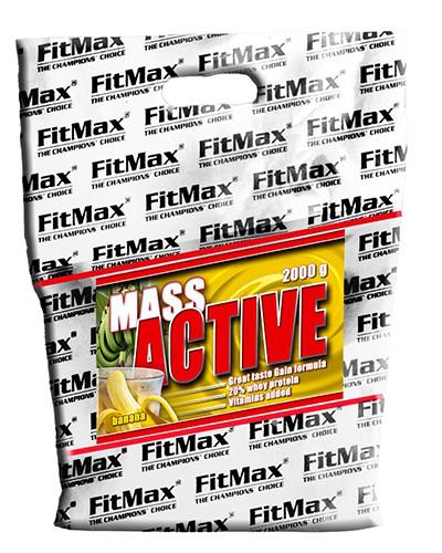 Гейнер FitMax Mass Active 2000 g
