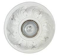 Гипсовый точечный светильник СВ 11