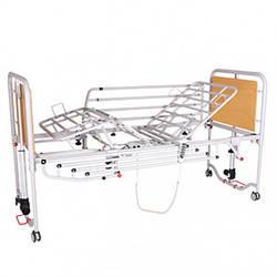 Кровать функциональная медицинская 4-х секционная с усиленными поручнями OSD-9576 (для лежачих больных)