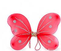 Крылья Бабочки средние (красный) 50х40см, фото 1