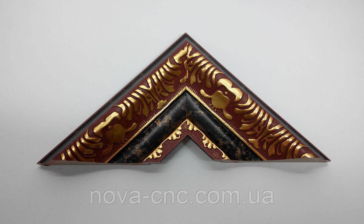 Багет пенополугетановый для картин и зеркал219